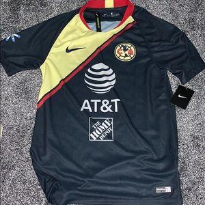 New Nike Club America Soccer Jersey
